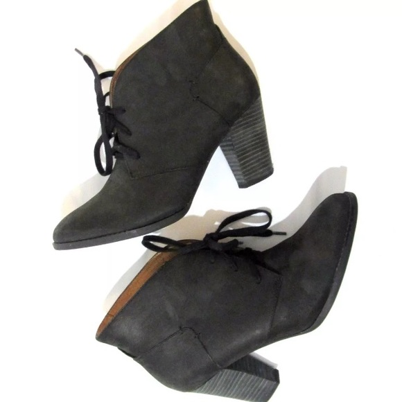 cf34f2ac Clarks indigo Ankle boots Black oiled leather